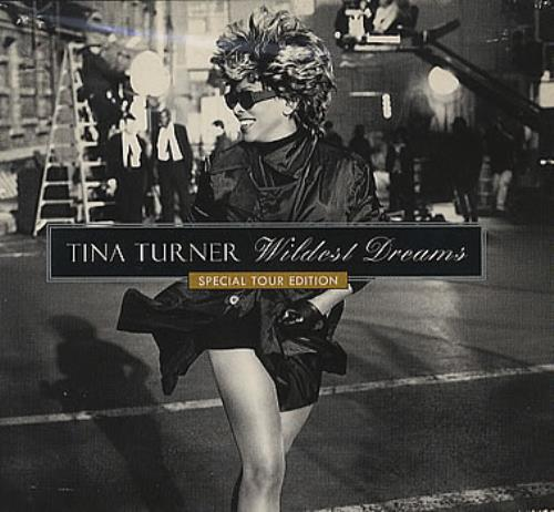 Tina Turner Wildest Dreams - Special Tour Edition 2 CD album set (Double CD) UK TUR2CWI154624