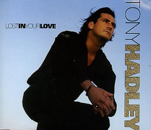 "Tony Hadley Lost In Your Love CD single (CD5 / 5"") UK TONC5LO41165"