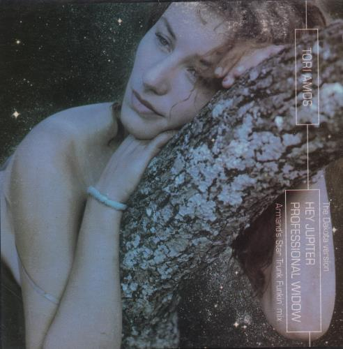 "Tori Amos Hey Jupiter CD single (CD5 / 5"") Australian TORC5HE75374"