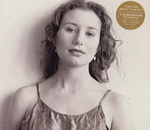 "Tori Amos Pretty Good Year - Digipack - Sealed CD single (CD5 / 5"") UK TORC5PR215197"