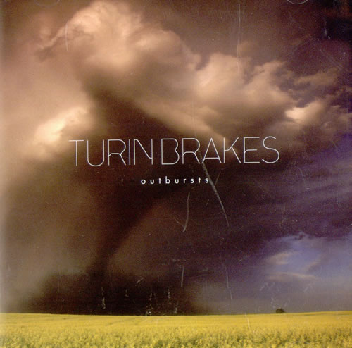 Turin Brakes Outbursts CD album (CDLP) UK TKECDOU502030