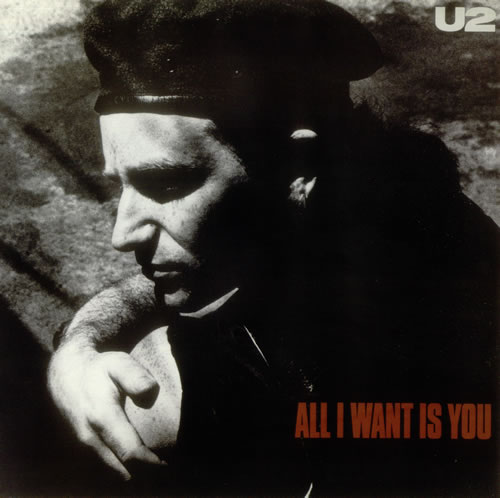 "U2 All I Want Is You 12"" vinyl single (12 inch record / Maxi-single) German U-212AL06634"