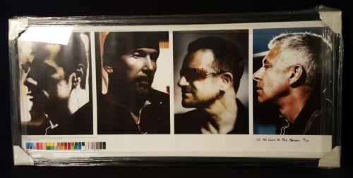 U2 No Line On The Horizon memorabilia UK U-2MMNO490656