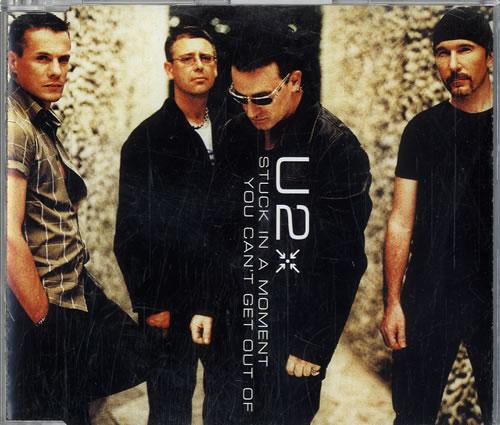 U2 Walk On DVD Single UK U-2DSWA201422
