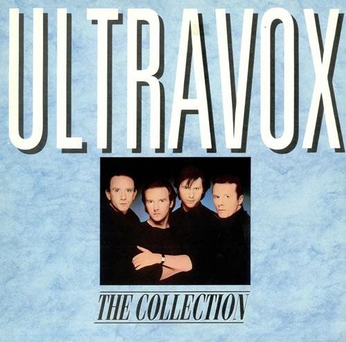 Ultravox The Collection vinyl LP album (LP record) UK VOXLPTH231403
