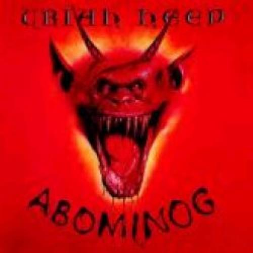 Uriah Heep Abominog CD album (CDLP) UK URICDAB320126