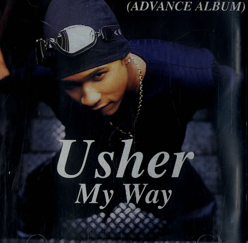 Usher My Way CD album (CDLP) US UHECDMY505647
