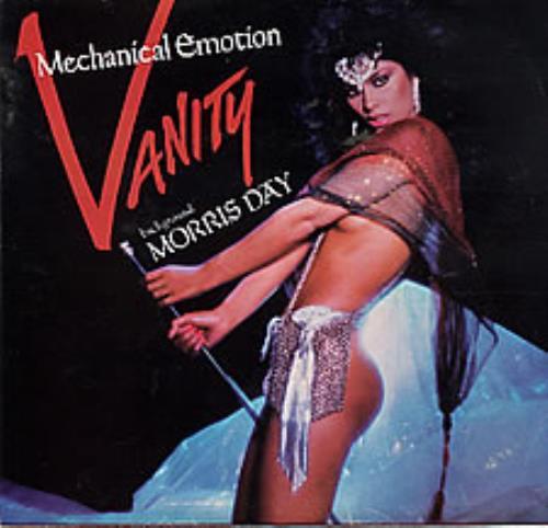 "Vanity Mechanical Emotion 7"" vinyl single (7 inch record) US VTY07ME58981"
