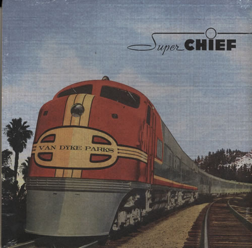 Van Dyke Parks Super Chief - Sealed / Record Store Day vinyl LP album (LP record) UK VDPLPSU583763