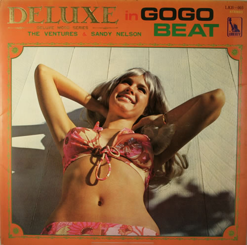 Various-50s/Rock & Roll/Rockabilly Deluxe In Go! Go! Beat vinyl LP album (LP record) Japanese 50VLPDE552388