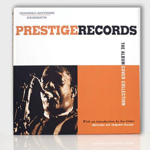 Various-Jazz Prestige Records: The Album Cover Collection book US V-JBKPR489298