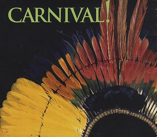 Various - Carnival - Spicy Flavors & Exotic Grooves Set Fire To Blue Note