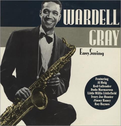 Wardell Gray Easy Swing 2-LP vinyl record set (Double Album) Italian WRG2LEA404194