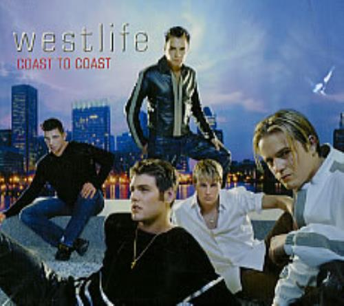 Westlife Coast To Coast 2 CD album set (Double CD) Korean WLI2CCO232522
