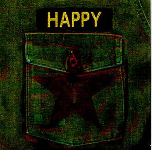 Travis (90s) Happy 1997 UK CD single ISOMP3CD