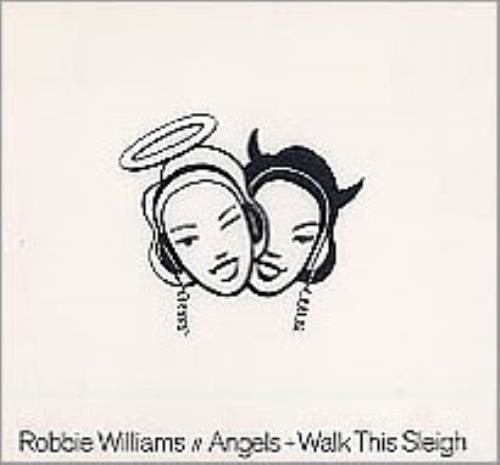 Williams, Robbie - Angels - 2-track