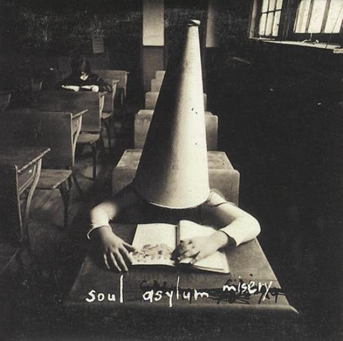 Soul Asylum - Misery CD
