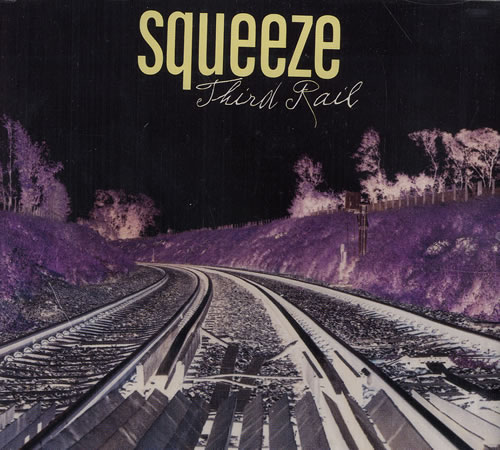 Squeeze - Third Rail Album