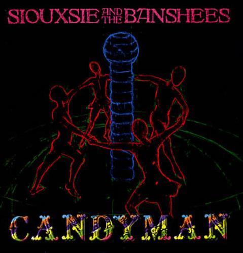 "Image of Siouxsie & The Banshees Candyman 1986 UK 12"" vinyl SHEX10"