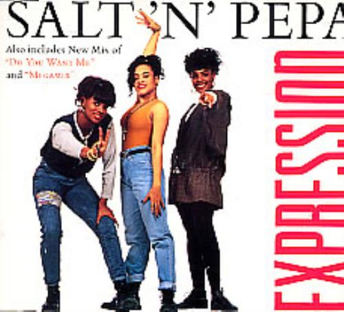 Salt N Pepa - Expression
