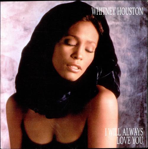Houston, Whitney - I Will Always Love You Vinyl