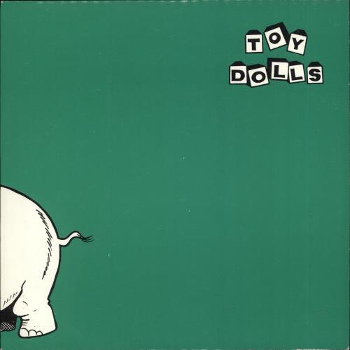 The Toy Dolls (70s) Nellie The Elephant  1st 1984 UK 7 vinyl VOL11