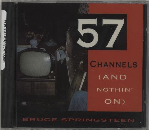 57 Channels - Springsteen, Bruce