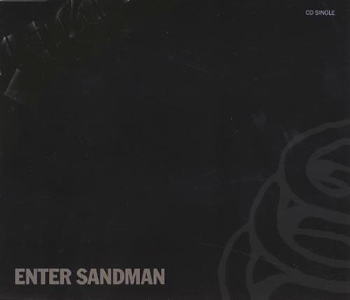Metallica - Enter Sandman Record