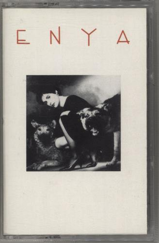 Enya Enya  Orig Issue 1986 USA cassette album 818424