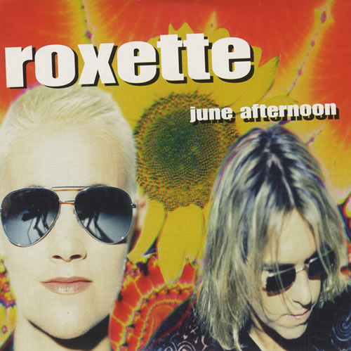 Roxette June Afternoon 1996 Dutch CD single 8652082