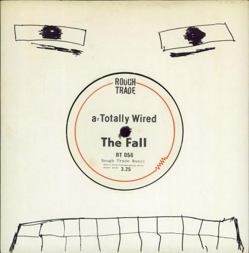 The Fall Totally Wired 1980 UK 7\