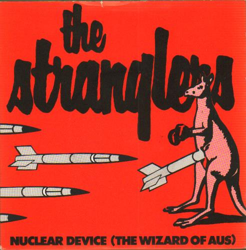 Stranglers - Nuclear Device (the Wizard Of Aus) Album
