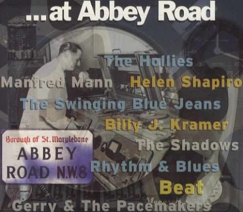 Various60s & 70s At Abbey Road 1998 UK CD album CDABBDJ001