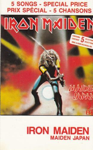 Maiden Japan - Iron Maiden