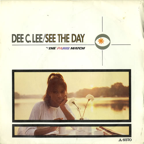 Dee C. Lee See The Day 1985 UK 7\