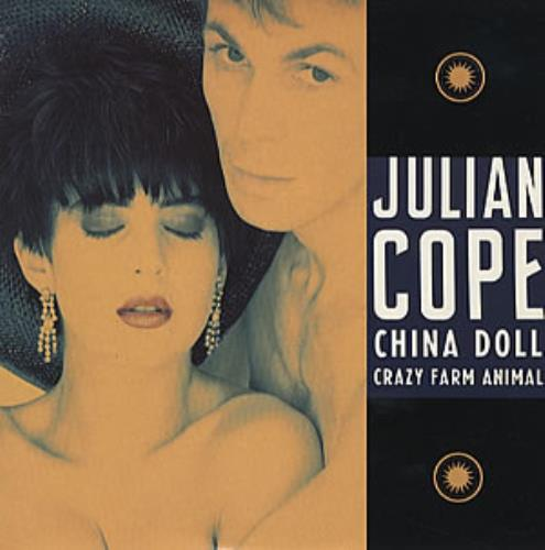 Julian Cope China Doll 1989 UK 7 vinyl IS406