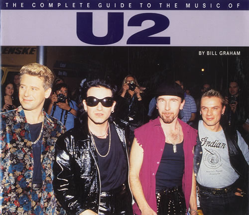U2 The Complete Guide To 1998 UK book 0.7119.4302.8