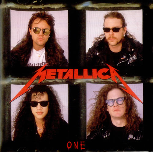 Metallica - One - Red Disc