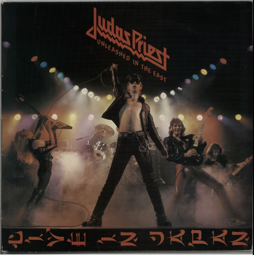"""Judas Priest - Unleashed In The East + 7"""""""