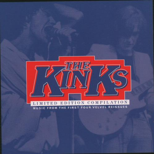 Kinks - Limited Edition Compilation 1