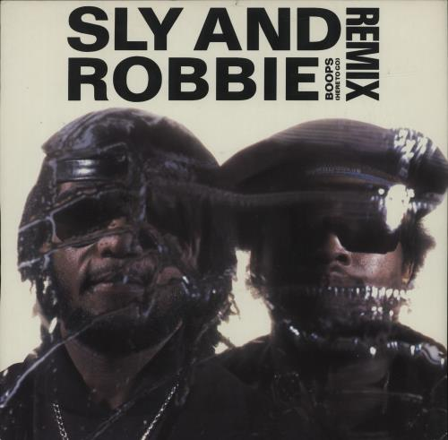 "Sly & Robbie Boops (here To Go) Remix 1987 UK 12"" vinyl 12BRWX61"