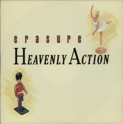 Erasure - Heavenly Action Single