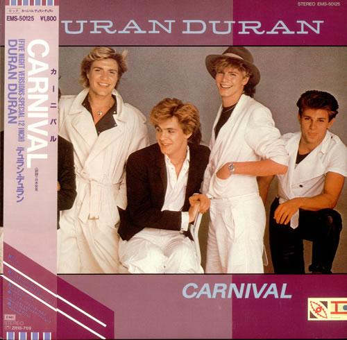 Duran Duran - Carnival Ep
