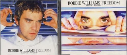 Williams, Robbie - Freedom - Parts 1 & 2