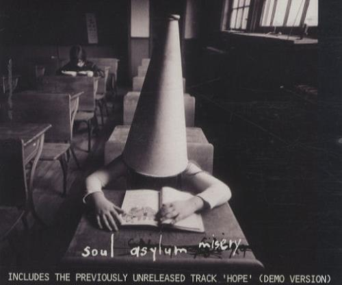 Soul Asylum - Misery LP