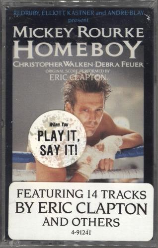 Clapton, Eric - Homeboy Soundtrack Album