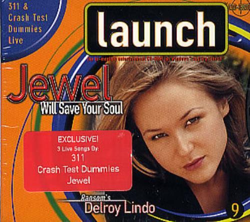 Jewel Will Save Your Soul  Cdrom 1996 USA CDROM