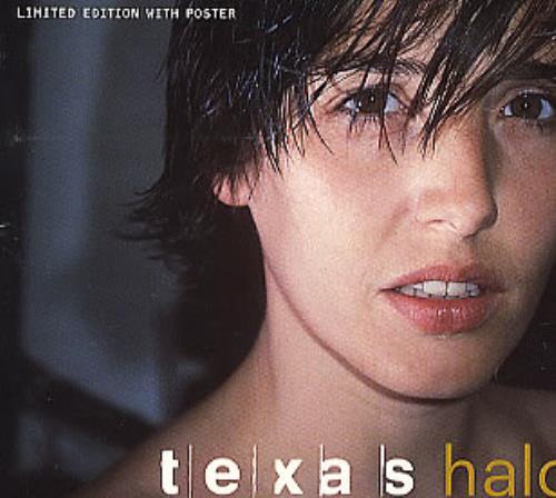 Texas Halo 1997 UK 2CD single set MERCDDD482