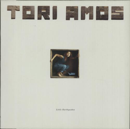 Image of Tori Amos Little Earthquakes 1991 German vinyl LP 7567-82358-1