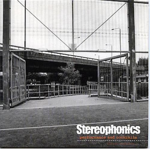 Stereophonics Performance And Cocktails  Album Sampler 1998 UK CD album VVR1005772P